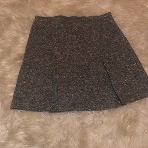 Girls Abercrombie Grey Marbled Skirt XS(8)